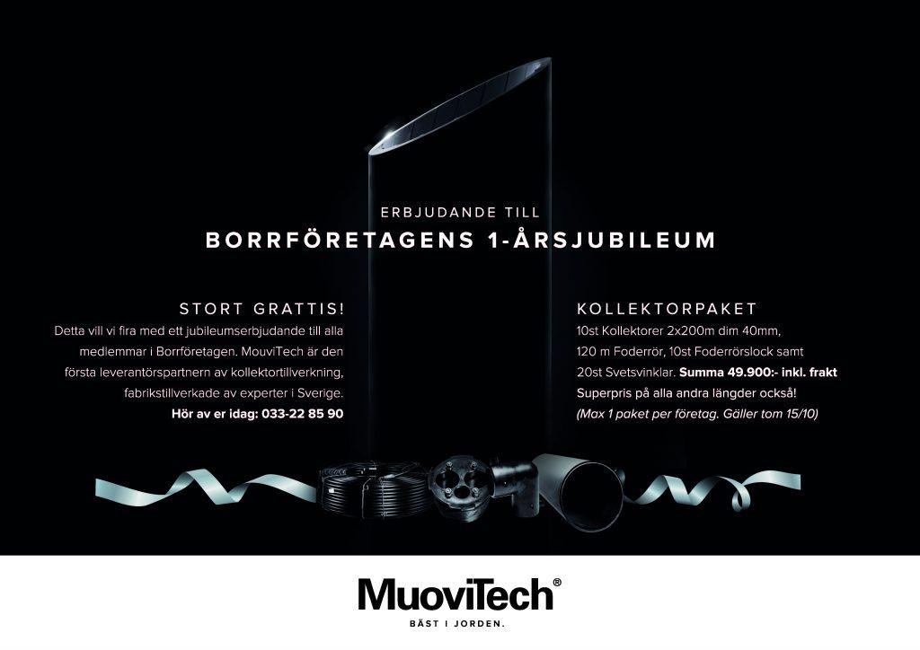 """MuoviTechs erbjudande gäller fram till den 15 oktober 2020. För mer info om erbjudandet ber vi er vänligen kontakta MuoviTech direkt."""""""